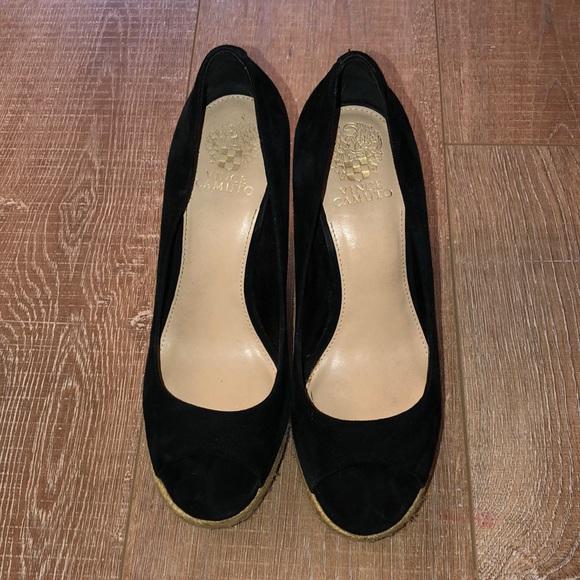 e00f113f35e Vince Camuto Totsi Espadrille Wedge Sandals